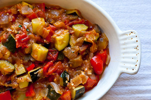 French food? Here are some recipes   Ratatouille