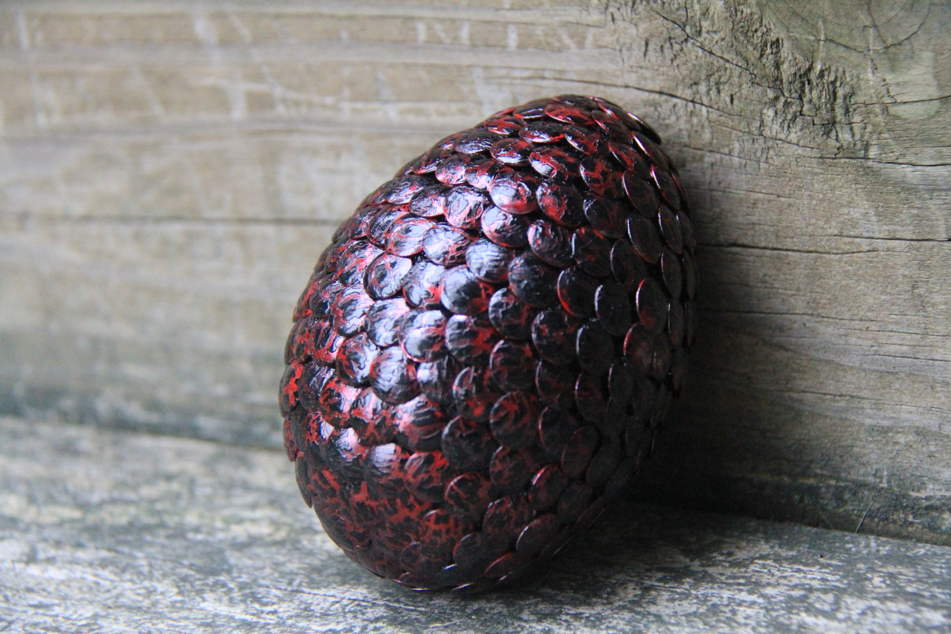 DIY Dragon Eggs From The Game Of Thrones