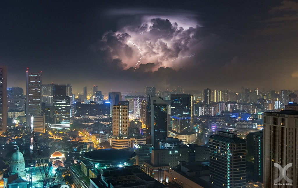 fancy photographs of some big cities by Daniel Cheong   Apocalypse Singapore