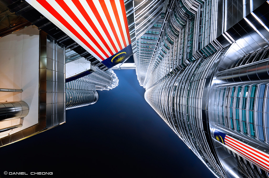 fancy photographs of some big cities by Daniel Cheong   Convergence