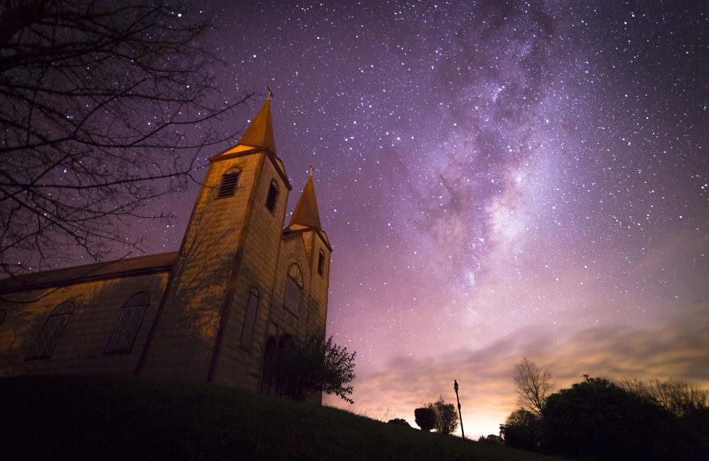 spectacular photographs by Francisco Negroni Milky Way...Chile