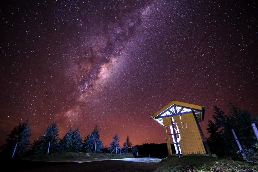 spectacular photographs by Francisco Negroni Patagonian Milky Way