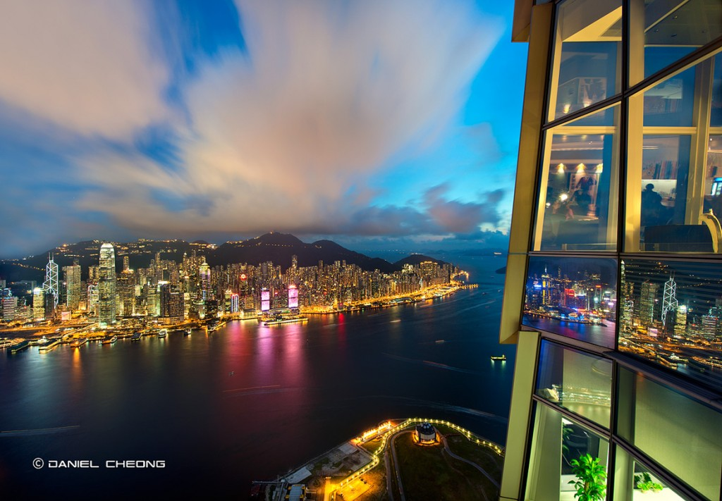 fancy photographs of some big cities by Daniel Cheong   Reflections of Hong Kong