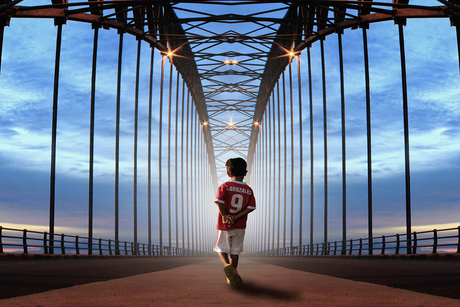 incredibly stunning children's photographs by 3 Joko Thinking