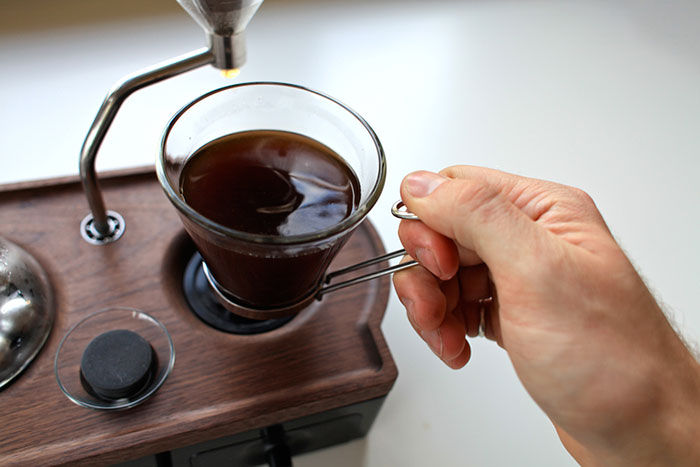 Alarm Clock make you a fresh cup of coffee every morning