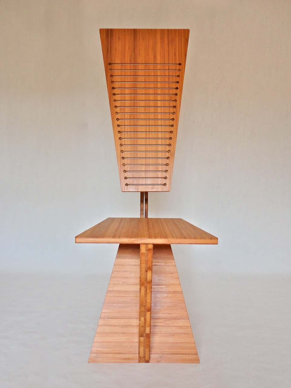 Awesome furniture are held together only by tension Desk