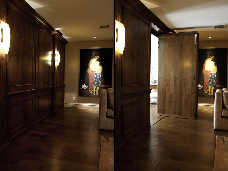 36 different awesome ways to hide a secret room
