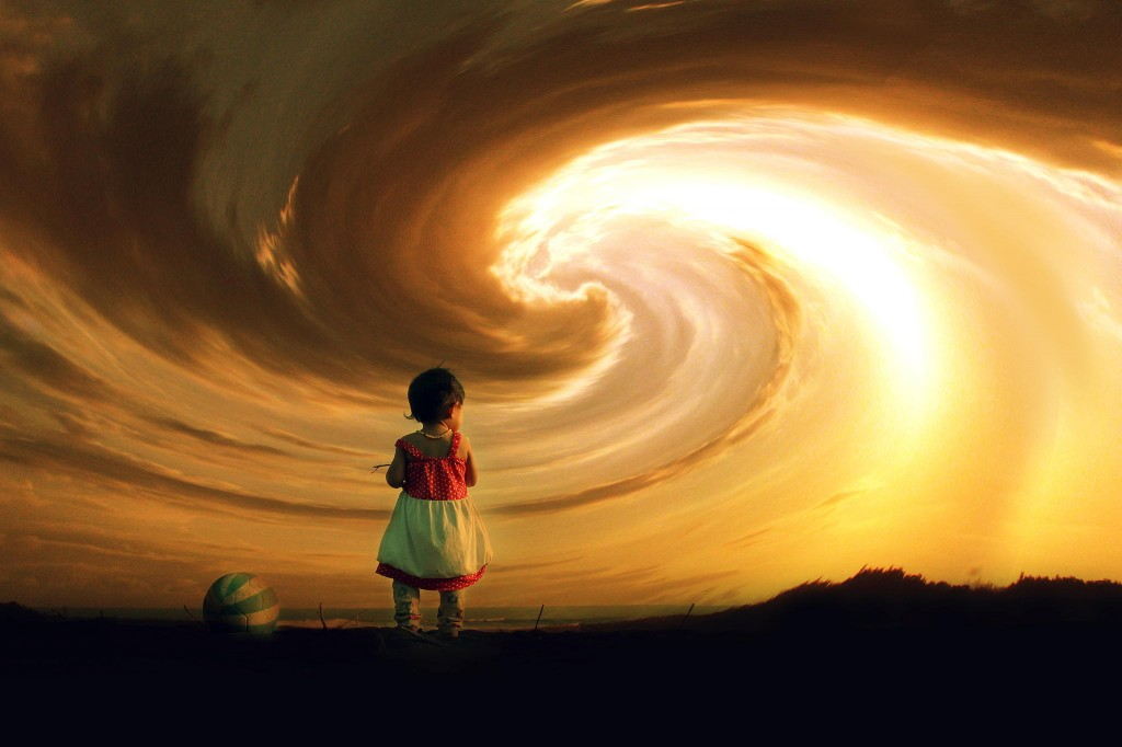 incredibly stunning children's photographs by 3 Joko looking to the future.