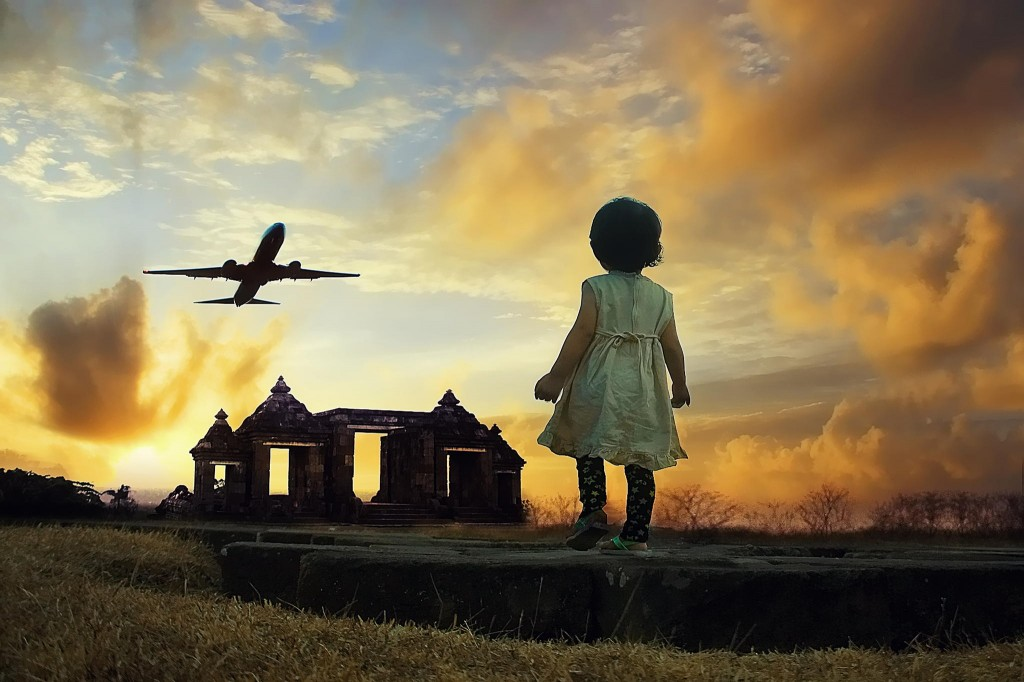 incredibly stunning children's photographs by 3 Joko wow.fly again