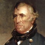 12.) Zachary Taylor ate some bad cherries that likely cause him to die of cholera 5 years later.