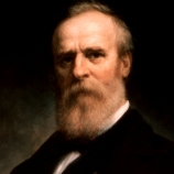 """19.) Rutherford B. Hayes was the first president to use a phone. His phone number was simply """"1."""""""