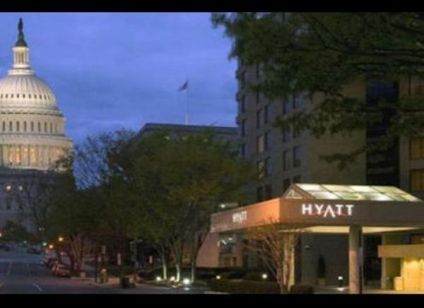 7.I thought I wanted to stay at this amazing Hyatt...