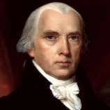 7.) James Madison was America's smallest president at 5'4, and he weighed less than 100 pounds.