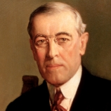 27.) Woodrow Wilson once dreamed of being a stage performer.