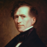 14.) Franklin Pierce was once arrested for running a lady over with his horse.