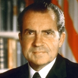 36.) Richard M. Nixon recommended a play to the Miami Dolphins in Super Bowl VI.