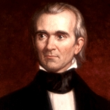 11.) James K. Polk was the first president to serve a nation that stretched from one coast to the other.