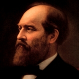 20.) James A. Garfield could write with both hands at the same time in different languages.