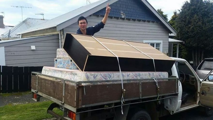 House On A Trailer In Nz