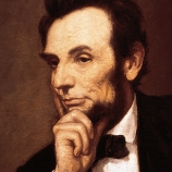 16.) Out of the 300 wrestling matches he had in his youth, Abraham Lincoln only lost one.