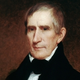 """2.) William H. Harrison's campaign opponent said all Harrison did was """"sit in his log cabin, drinking hard cider."""" Harrison adopted a log cabin and cider as his campaign symbols, and won."""