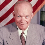 33.) Dwight D. Eisenhower installed a putting green at the White House, and played more than 800 rounds of golf there.