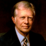 38.) Jimmy Carter was the first president to be born in a hospital.