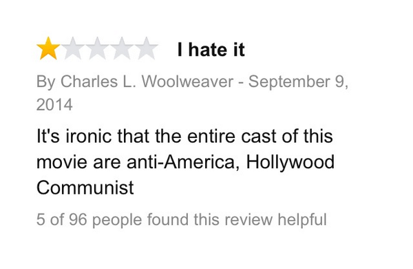 """11.) This is a review of """"Captain America: The Winter Soldier."""""""