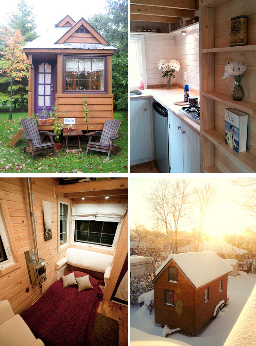 Tiny House In Canada
