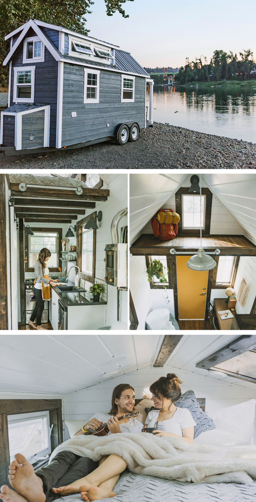 Beautiful Family Home On Wheels