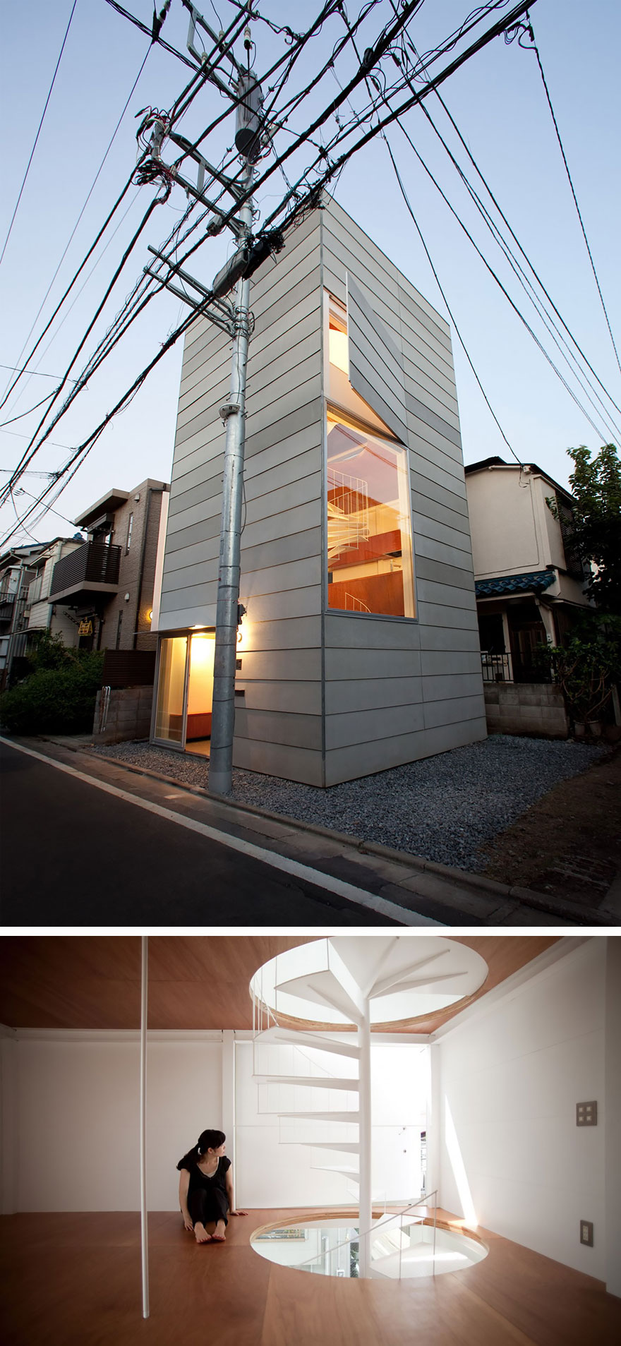 Small House In Tokyo, Japan