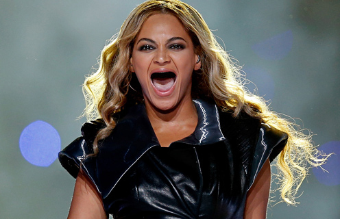 Beyonce Without Teeth