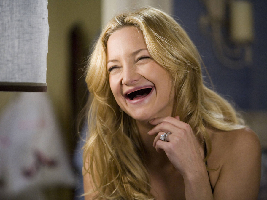 Kate Hudson Without Teeth