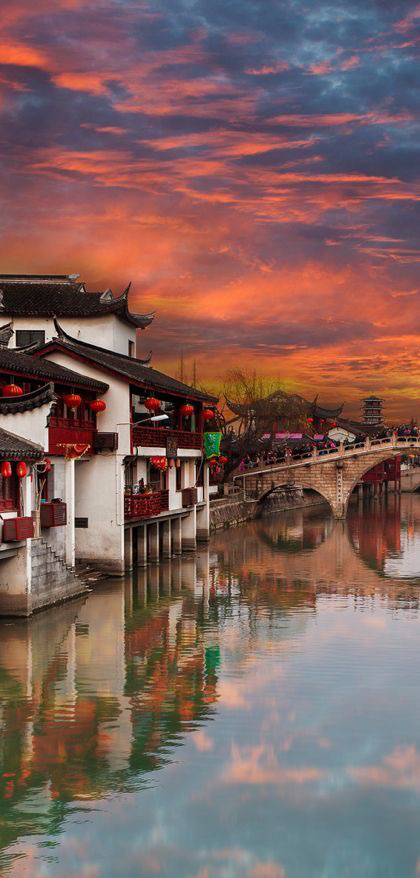 Travel to Fenghuang Ancient Town of China