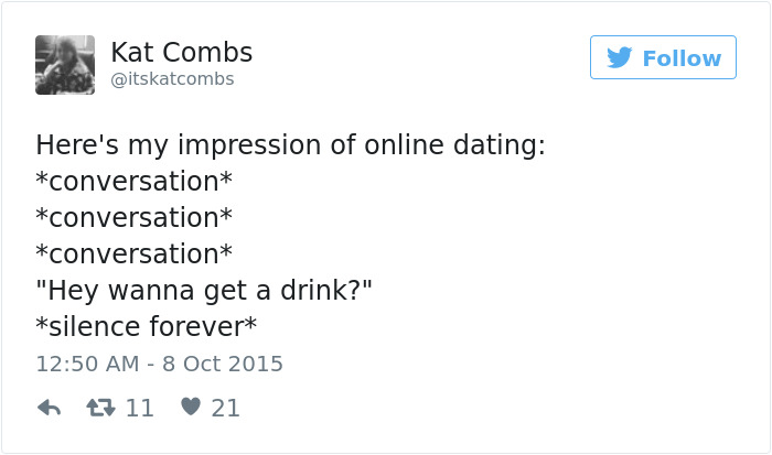 50+ Hilarious Tweets About Dating That Will Make You Laugh and Cry